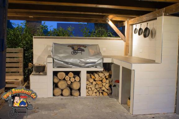 Outdoorküche Klein Test : Meine outdoorküche hier ist endlich der baubericht