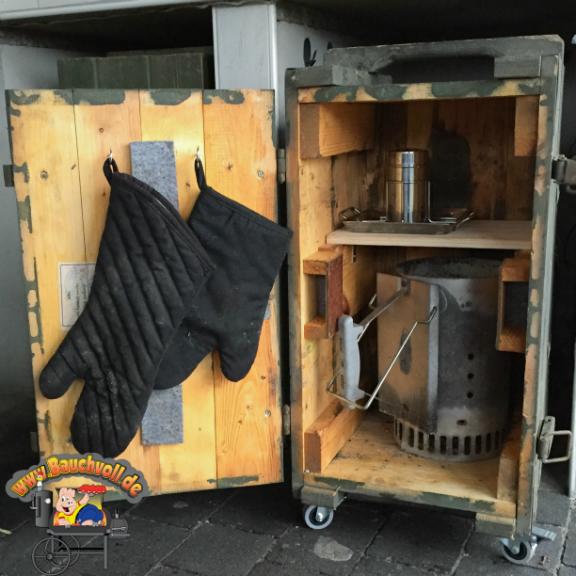 Update zur Outdoorküche - Küchenschränke - Einfach und lecker!