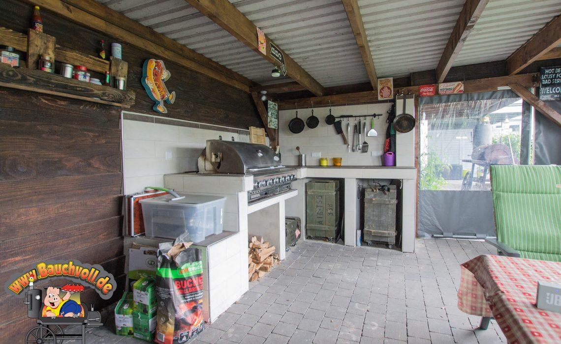 Outdoorküche Mit Kühlschrank Xxl : Outdoorküche archive einfach und lecker!