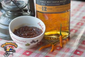 Whiskey Chili Sauce