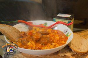 Chorizo Eintopf