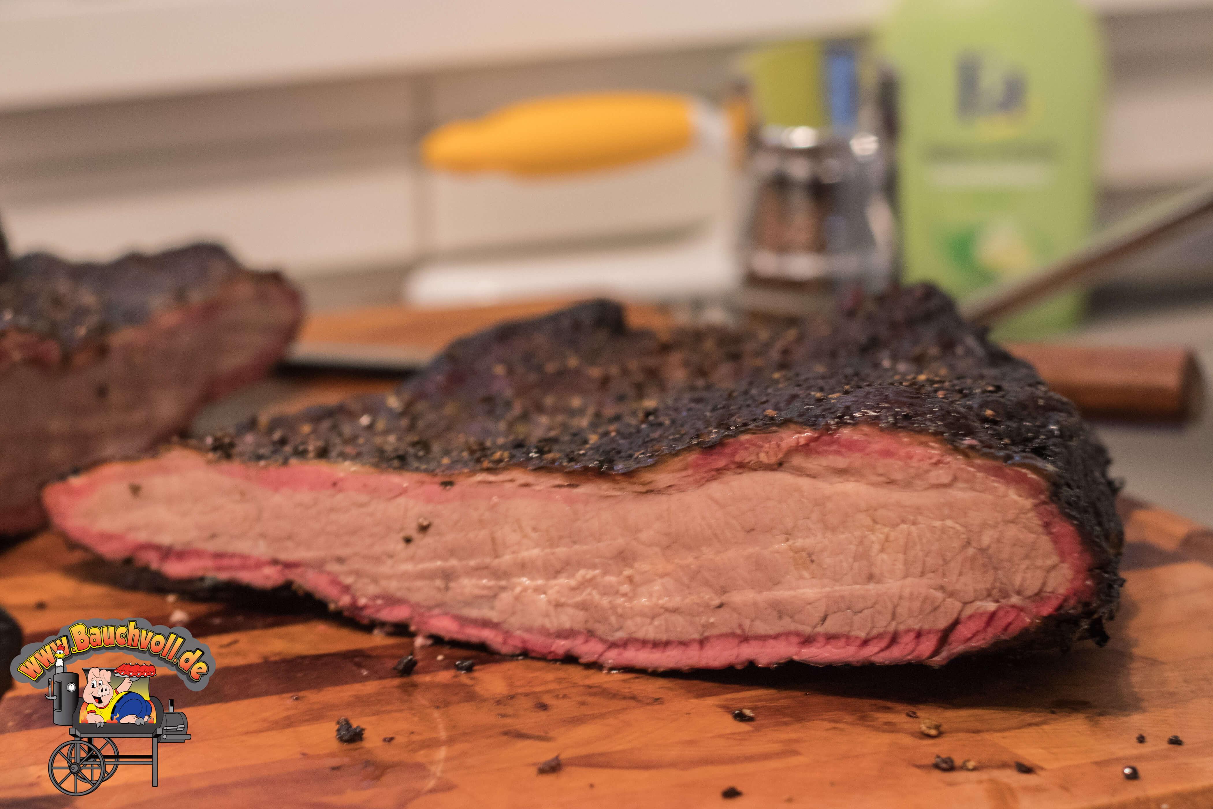 Beef Brisket - Mit Inspiration vom BBQ Champignon ...