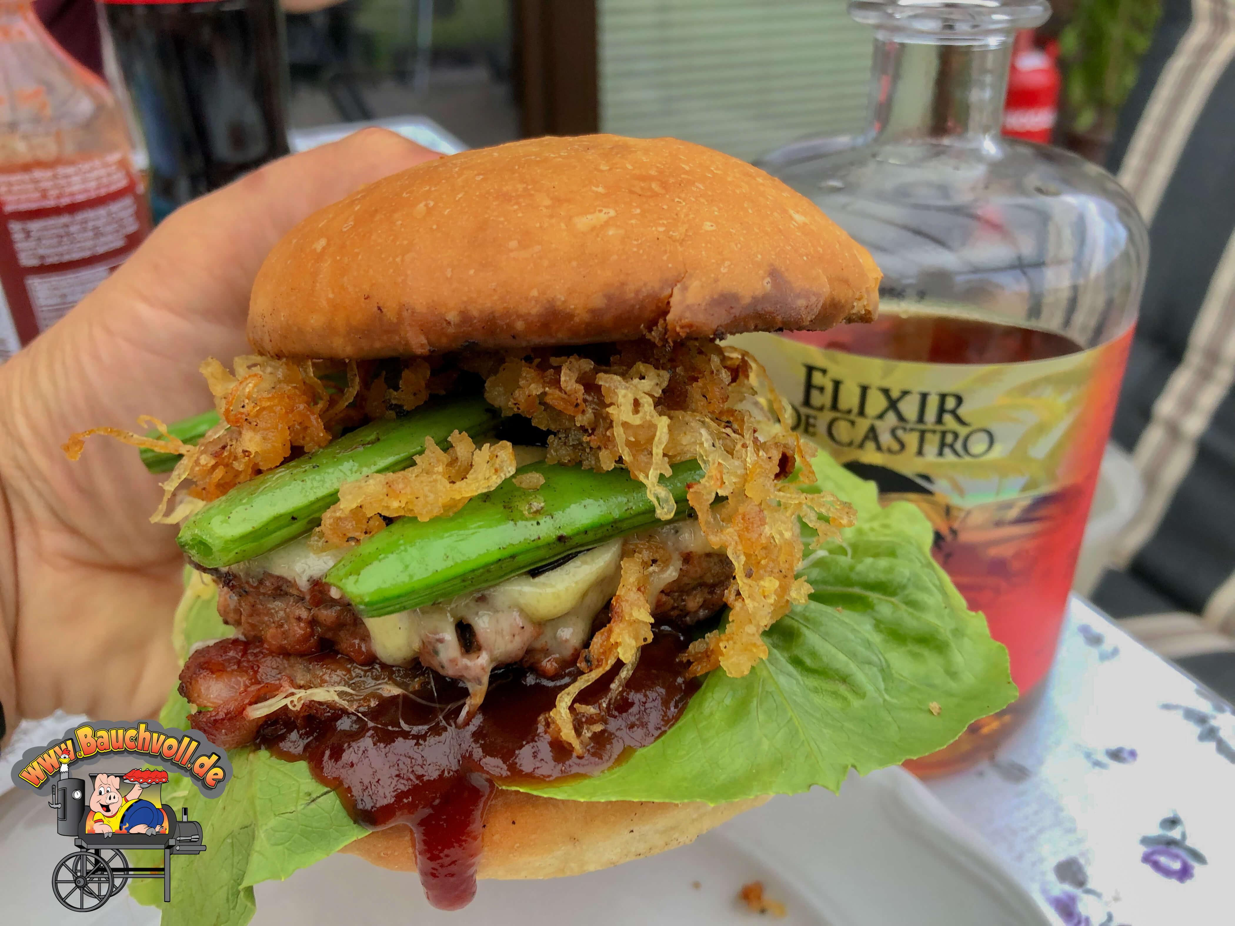 Burger mit Buns von Don Marco